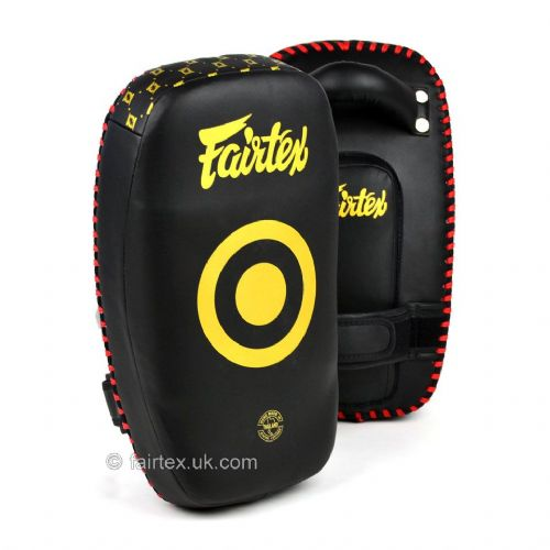 Fairtex KPLC6 Small Lightweight Thai Kick Pads